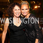 Photo by Tony Powell. Rhea Perlman, Kristin Chenoweth. Angels in Adoption Gala. Reagan Building. October 6, 2010