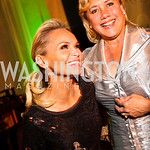 Photo by Tony Powell. Mary Landrieu, Kristin Chenoweth. Angels in Adoption Gala. Reagan Building. October 6, 2010