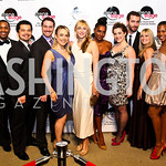 Photo by Tony Powell. Cast of Oklahoma. Arena Stage Opening Gala Celebration. Mead Center. October 25, 2010