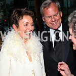 Photo by Tony Powell. Antonia and John Gore. Arena Stage Opening Gala Celebration. Mead Center. October 25, 2010