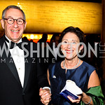 Photo by Tony Powell. Larry and Melanie Nussdorf. Arena Stage Opening Gala Celebration. Mead Center. October 25, 2010