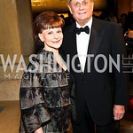 Photo by Tony Powell. Arlene and Bob Kogod. Arena Stage Opening Gala Celebration. Mead Center. October 25, 2010