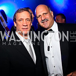 Photo by Tony Powell. Flip Saunders, Dave Dorros. Fight Night. Hilton Hotel. November 11, 2010