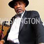 Photo by Tony Powell. Boxer Ken Norton. Fight Night. Hilton Hotel. November 11, 2010