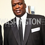 Photo by Tony Powell. Boxer James &quot;Buster&quot; Douglas. Fight Night. Hilton Hotel. November 11, 2010
