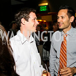 "Photo by Tony Powell. David Cole, Jason Djang. Opening Night of SilverDocs: ""Freakonomics"". June 21, 2010"