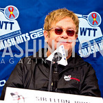 Photo by Tony Powell. Sir Elton John. WTT VIP Reception with Elton John. Bender Arena. November 15, 2010