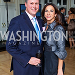 Photo by Tony Powell. David and Lorin Keuhner. Wings of Hope Gala. Trump Golf Club. November 6, 2010