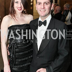 Brittany Wagoner, Richard Marks. National Medal of Arts and Humanities Dinner. National Museum of the American Indian. February 12, 2012. Photo by Alfredo Flores