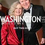 Mary Yeager, John Lithgow. National Medal of Arts and Humanities Dinner. National Museum of the American Indian. February 12, 2012. Photo by Alfredo Flores