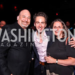 Josh Levin, Josh Green, Nina Seavey. Silverdocs Opening Night After Party. Photo by Tony Powell. The Fillmore. June 18, 2012