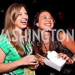 Sarah Long, Abigail Maravelli. Silverdocs Opening Night After Party. Photo by Tony Powell. The Fillmore. June 18, 2012