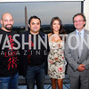 Tiki Ghosn,Hamed Wardak,Arianny Celeste,Vincent Cochetel,Blue Key:Miami to D.C.,June 22.2011,Kyle Samperton