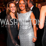 Emily Miller, CNN anchor Suzanne Malveaux. CNN Congressional Correspondent's Dinner After Party. Photo by Tony Powell. Lincoln. March 30, 2011