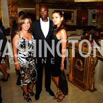 Gina Darouni,Erroll Lawrence,Athena Romaine,Events DC Launch Event At SAX Restaurant,June 22,2011,Kyle Samperton