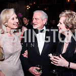 Willee Lewis, Jim Gale and Lisa Barry. Photo by Tony Powell. Opera Ball. Embassy of China. May 7, 2011
