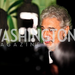 Placido Domingo. Photo by Tony Powell. Opera Ball. Embassy of China. May 7, 2011