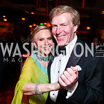 Olga and Bob Ryan. Photo by Tony Powell. Opera Ball. Embassy of China. May 7, 2011