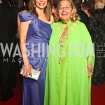 Janet Pitt, Esther Coopersmith. Photo by Tony Powell. Opera Ball. Embassy of China. May 7, 2011