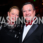 Ellen Noghes and Monaco Amb. Gilles Noghes. Photo by Tony Powell. Opera Ball. Embassy of China. May 7, 2011