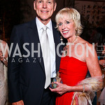 Jim Valentine and Kathy Kemper. Photo by Tony Powell. Opera Ball. Embassy of China. May 7, 2011
