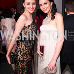 Oxana Krutikova, Julia Chrenysheva. Photo by Tony Powell. Opera Ball. Embassy of China. May 7, 2011