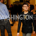 Christian Siriano,  December 4, 2011, Saks Jandel Fashion Show Benefiting Children's National Medical Center.