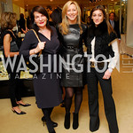 Anna Trone,Jean -Marie Fernandez,Karen Donatelli, December 4, 2011, Saks Jandel Fashion Show Benefiting Children's National Medical Center.