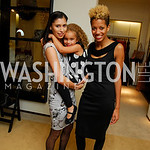 Michelle Ochs,Carly Cushnie, December 4, 2011, Saks Jandel Fashion Show Benefiting Children's National Medical Center.