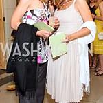 Cleo Gewriz, Brady Arundel Photo by Tony Powell