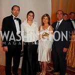Abdul Alyas, Rouaa Atyah, Fariba Jahabhani, Rez Jahabhani. Photograph by Kyle Samperton