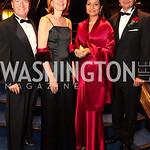 Congressman Ed Royce (D-CA), Marie Royce, Ambassador Said J... . The 32nd Annual Ambassadors Ball. Photos by Alfredo Flores.