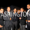 Photo by Tony Powell. Jesse Garcia, Benito Martinez, Jeremy Ray Valdez, Carlos Santos, Ray Cassas. Adrienne Arsht Salon Dinner for National Hispanic Foundation for the Arts. September 13, 20 ...