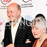 Photo by Tony Powell. Victor Shargai, Jaylee Mead. Arena Stage Opening Gala Celebration. Mead Center. October 25, 2010