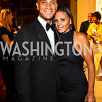 Photo by Tony Powell. Adrian and Michelle Fenty. Arena Stage Opening Gala Celebration. Mead Center. October 25, 2010