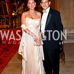 Photo by Tony Powell. Alicia and Shige Hatanaka. Arena Stage Opening Gala Celebration. Mead Center. October 25, 2010