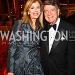 Photo by Tony Powell. Jane and Calvin Cafritz. Arena Stage Opening Gala Celebration. Mead Center. October 25, 2010