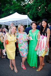 Kyle Samperton; Children's Hearing and Speech Center Barbecue; June 11; 2010; Sally Cane, Sassy Jacobs, Marla Moroscat, Carolina Desouza