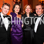 Photo by Tony Powell. John Gill, Suzanne Duvall, Marie Roce...ce. Meridian Ball 2010. Meridian Intl. Center. October 1, 2010