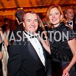 Photo by Tony Powell. Congressman Ed Royce, Marie Royce. Meridian Ball 2010. Meridian Intl. Center. October 1, 2010