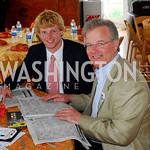 Kyle Samperton, May 15, 2010, Preakness 2010, Riley Mott, Bill Mott