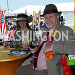 Kyle Samperton, May 15, 2010, Preakness 2010, Sue Smallwood, Anthony Smallwood