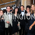 Nicole Boxer, Richard Marks, Nora Maccoby, Peter Pappas, Iz...Purple Rain Ball. Swedish Ambassador's residence. May 13, 2010