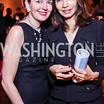 Marie Royce, Rohini Talalla. 2012 Vital Voices Global Leadership Awards. Photo by Tony Powell. Kennedy Center. June 6, 2012