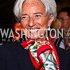 IMF Talks with Christine Lagarde : Photography by Tony Powell