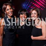 Daphne Jarvis, Charlotte Reid, Kathy Hollinger. Photo by Tony Powell. 2013 Alvin Ailey Gala. Kennedy Center. February 5, 2013