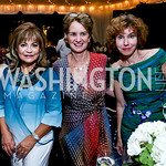 Annie Totah, Kathleen Kennedy Townsend, Meryl Chertoff. Photo by Tony Powell. Cafritz Welcome Back from Summer. September 7, 2013