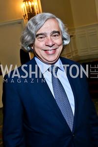 Secretary of Energy Dr. Ernest Moniz. Photo by Tony Powell. 4th Annual Climate Leadership Gala. Mayflower Hotel. May 22, 2013
