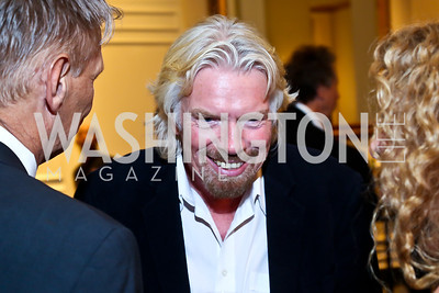 Sir Richard Branson. Photo by Tony Powell. 4th Annual Climate Leadership Gala. Mayflower Hotel. May 22, 2013