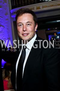 Elon Musk. Photo by Tony Powell. 4th Annual Climate Leadership Gala. Mayflower Hotel. May 22, 2013